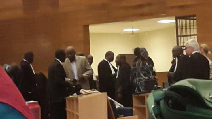 SALE TEMPS pour les complices de Karim WADE : Après Bibo BOURGI, Alioune Samba DIASSE cueilli par la gendarmerie