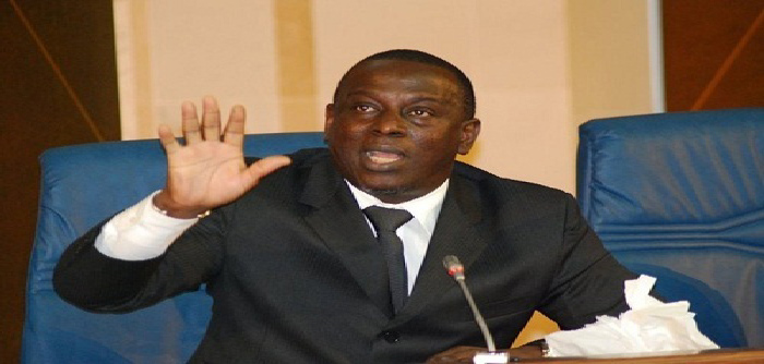 LEGISLATIVES : GADIO se désole de l'implication de WADE et de NIASSE