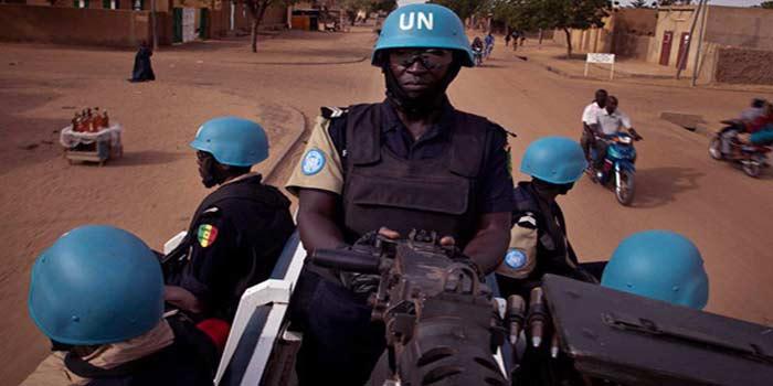 Mali : trois Casques bleus guinéens tués dans une attaque