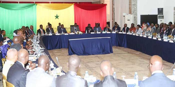 Dialogue politique : Aly Ngouille NDIAYE même pas en mesure de convaincre les partis « télé-centre »