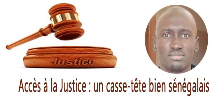 Accès à la Justice : un casse-tête bien sénégalais