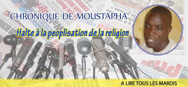 Halte à lapeopolisation de la religion