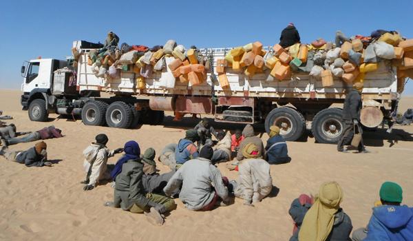 Algérie : près de 450 migrants jetés dans le désert