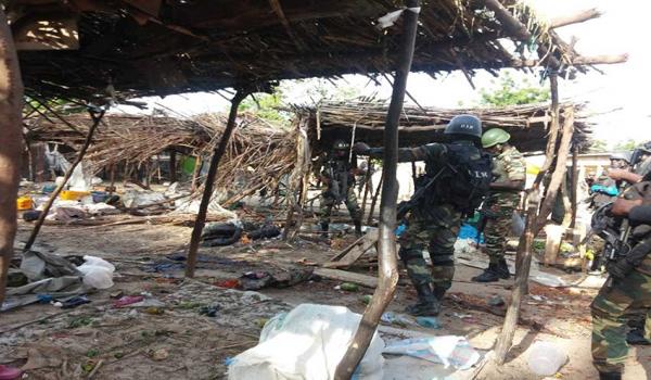 Niger : Un camp de déplacés près de Diffa attaqué par Boko Haram