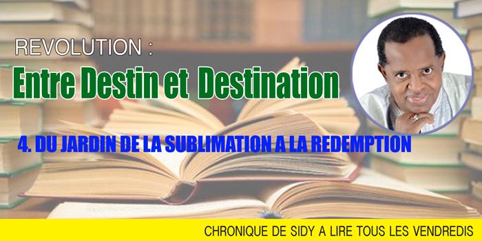 REVOLUTION : Entre Destin et Destination