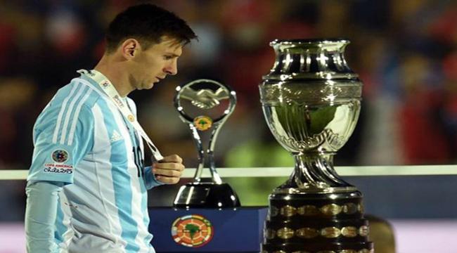Copa America : l'Argentine et Messi, une si grande désillusion