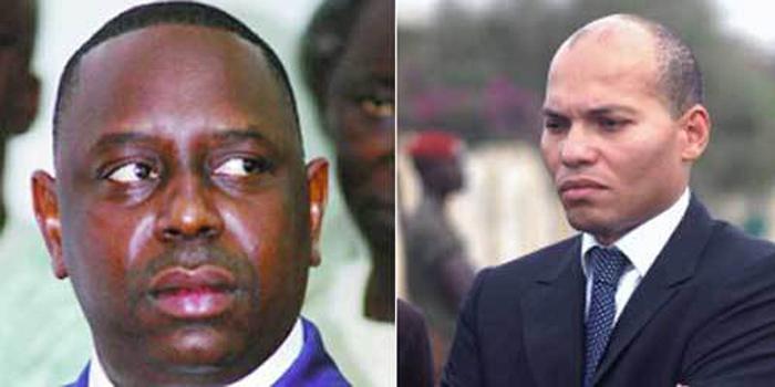 Rejet de l'inscription de Karim WADE et émission d'un ordre de conduite le visant : Macky au détail près