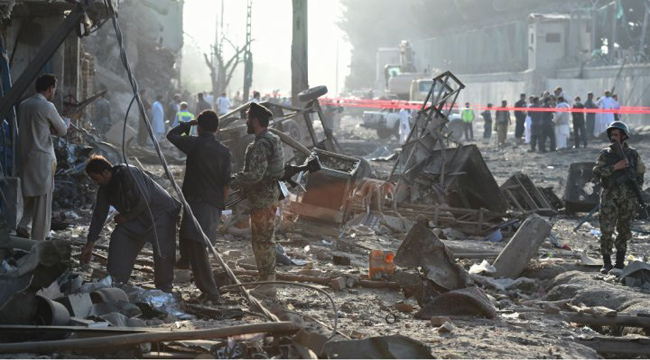 Afghanistan: Double attentat meurtrier, au moins 22 morts