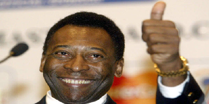 Pelé : «le Brésil est favori pour le Mondial-2018»