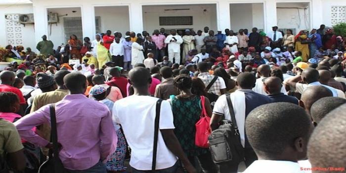 Lycée de Vélingara : 10 admis d'office sur 133