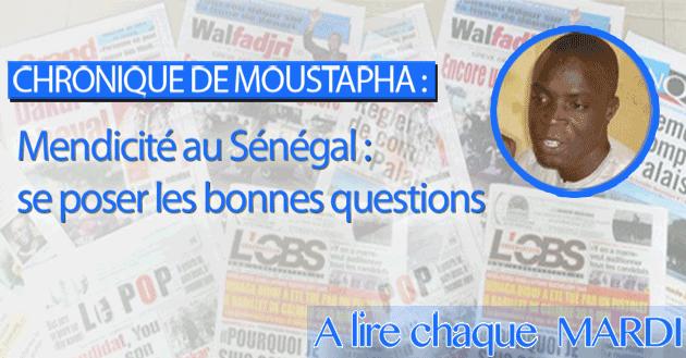Mendicité au Sénégal : se poser les bonnes questions