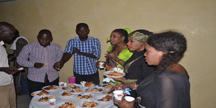 Pour le dernier vendredi du mois béni du Ramadan, Wal Fadjri, en collaboration avec l'école hôtelière Sainte-Marthe,  a mis les petits plats dans les grands (PHOTOS)