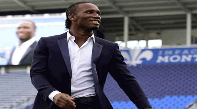 Football : Didier Drogba raccroche
