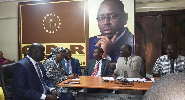 Podor: des cadres de l'APR mettent en place un comité des mécontents