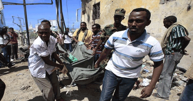 Somalie : treize personnes tuées dans un double attentat-suicide à Mogadiscio