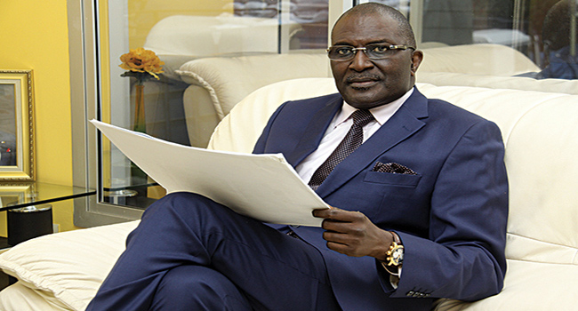 Groupe SEDIMA : Babacar NGOM annonce son intention de s'implanter au Congo