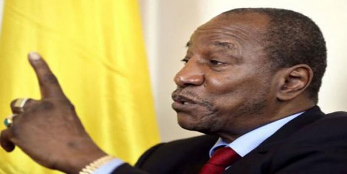 Alpha Condé: «La Guinée était dans un trou. Elle avait tellement disparu qu'on l'appelait Guinée-Conakry, mais maintenant …»