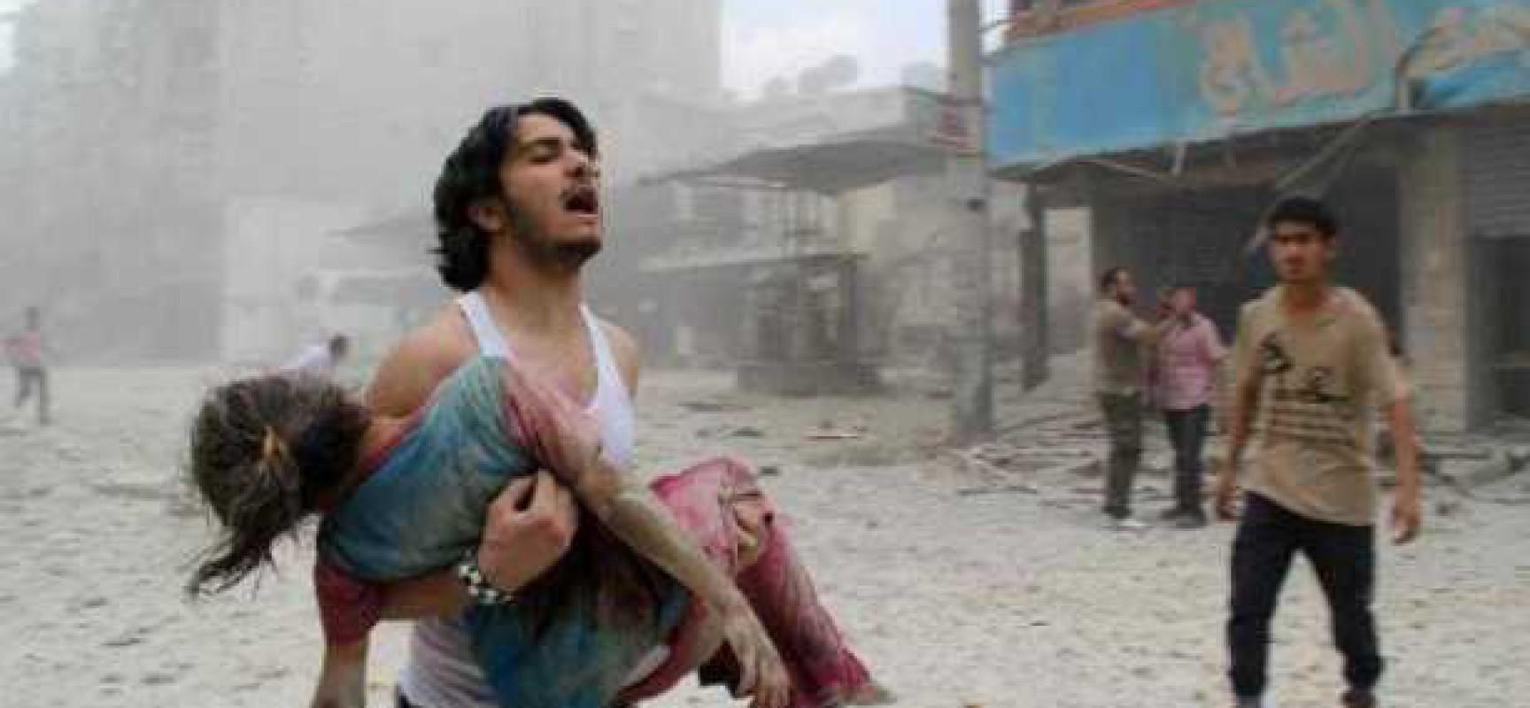 Lutte contre Daesh: la coalition reconnaît avoir bombardé et tué des civils