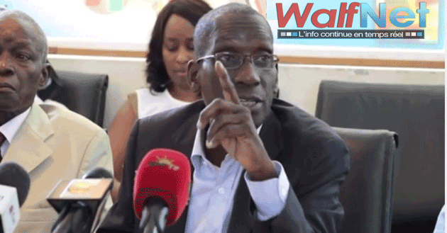 Après le PDS, le FPDR charge Aly Ngouille NDIAYE