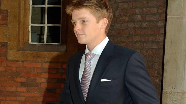 A 25 ans, il devient le milliardaire le plus jeune d'Angleterre