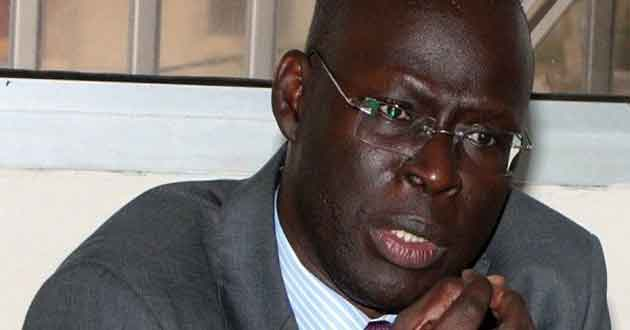Cheikh Bamba DIEYE : » le 2nd tour est inéluctable «
