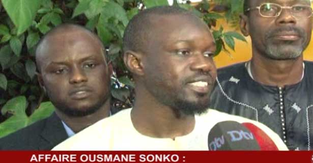Ousmane SONKO : «Macky est un président violent…» (Vidéo)