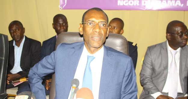 Matériel électoral : «Tout sera prêt d'ici trois jours», selon le ministre de l'intérieur