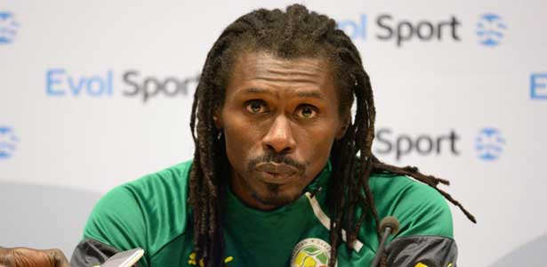 Aliou CISSE « satisfait » de ses joueurs et du point pris à Ouagadougou