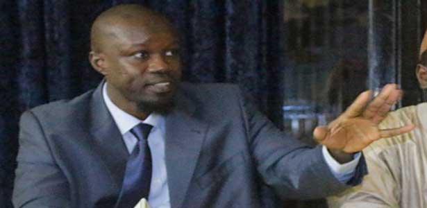 Ousmane SONKO à propos du dialogue : «c'est une mise en scène, un cirque national ».