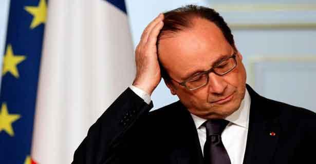 Hollande : «Je n'aurais pas dû me définir comme un 'président normal' mais 'humain'»