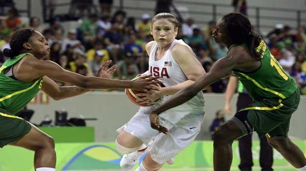 RIO. Basket : Les Américaines coulent les «Lionnes»
