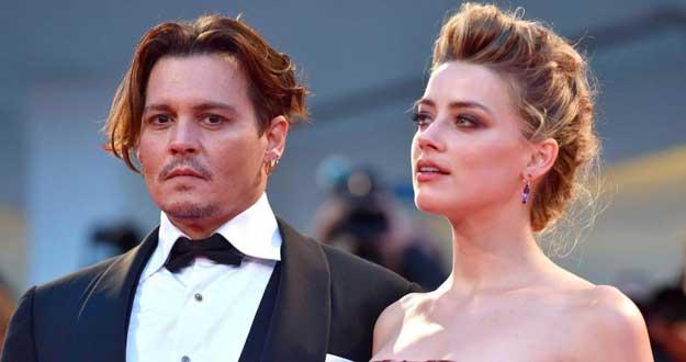 Le divorce Amber Heard/Johnny Depp commence mal