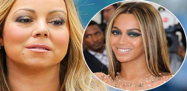 Mariah Carey pète un câble lors d'un dîner romantique avec son fiancé à cause de Beyoncé