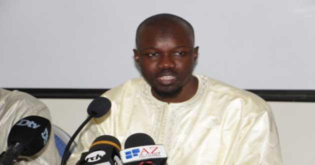 Ousmane SONKO : «Macky a payé presque 50 millions de francs d'impôts au fisc américain»