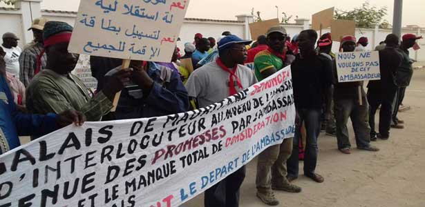 Mauritanie : Les ressortissants sénégalais exigent le départ de l'ambassadeur, Mamadou TALL