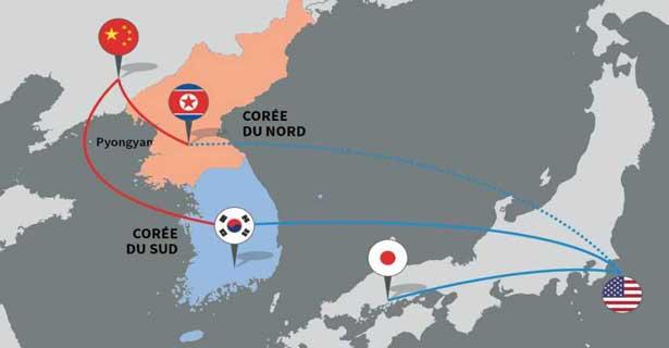 Séoul et Washington simulent une attaque nord-coréenne, Pyongyang menace