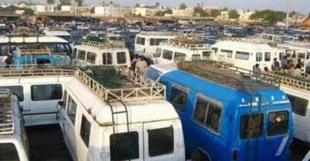Grève peu suivie des transporteurs: Gora KHOUMA essuie un flop