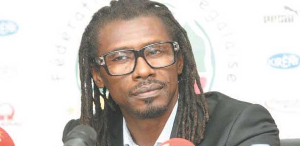 Equipe nationale : Aliou CISSE prolongé, son salaire revalorisé