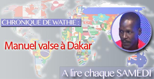 Manuel valse à Dakar