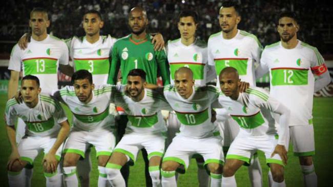 Algérie : un défenseur privé de CAN pour des problèmes cardiaques