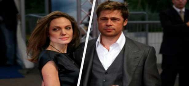 Angelina Jolie a bloqué le numéro de Brad Pitt !