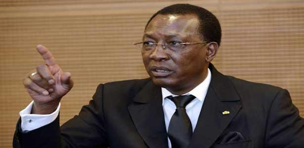 L'UA veut intervenir au Gabon, Selon Déby