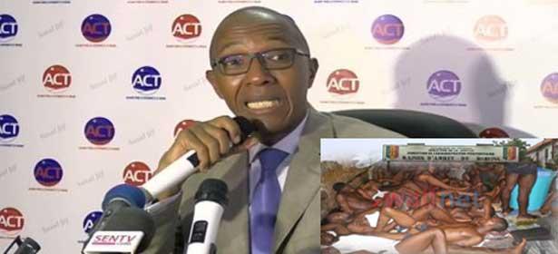 Mutinerie de Rebeuss : Abdoul MBAYE compatit avec les victimes et attend les résultats de l'enquête