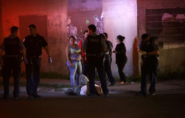 En pleine guerre des gangs, plus de 500 homicides à Chicago en 2016