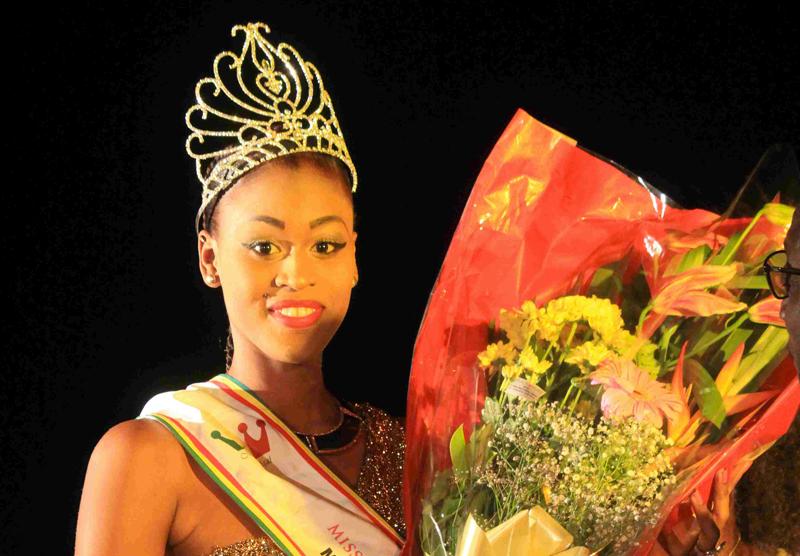 Ndèye Astou Sall, miss Dakar