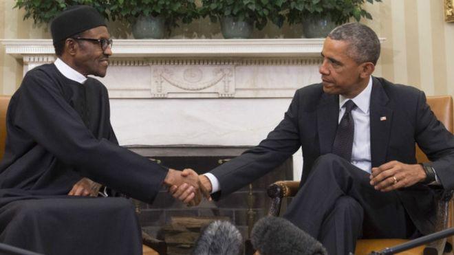 le président nigérian accusé d'avoir plagié Obama