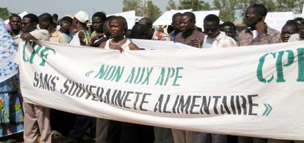 Manifestation : la coalition «Non aux APE » dans la rue le 22 septembre prochain