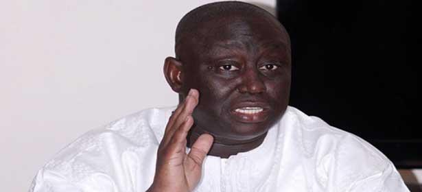 Aliou SALL: «Je suis fatigué des chantages…»