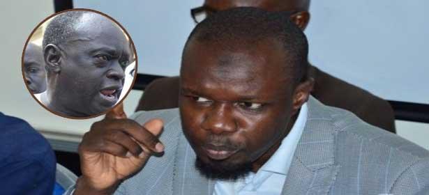 Ousmane SONKO sur la plainte de Me EL Hadji DIOUF : «L'avocat du crépuscule a parlé »