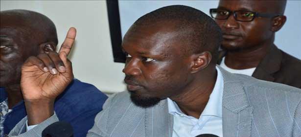 Appel à ne pas manifester : Ousmane SONKO dément la « presse privée du régime »
